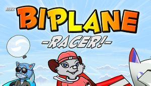 Biplane Racer cover