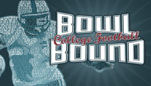 Bowl Bound College Football cover