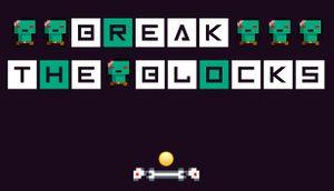 Break the Blocks cover