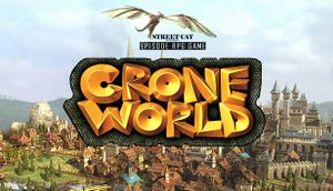 Croneworld RPG - Chapter 1 cover