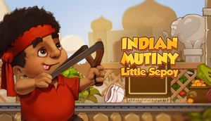 Indian Mutiny: Little Sepoy cover