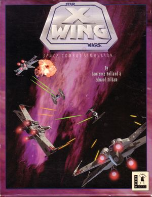 Star Wars: X-Wing cover