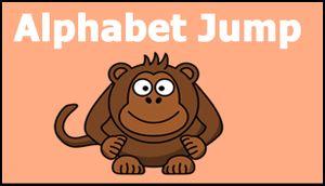 Alphabet Jump cover