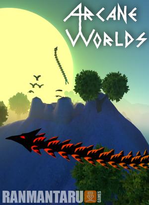 Arcane Worlds cover