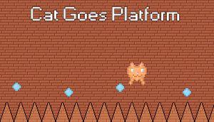 Cat Goes Platform cover