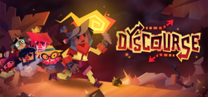 Dyscourse cover