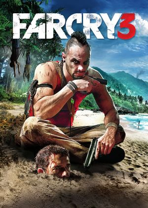 Far Cry 3 cover