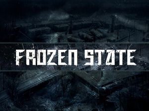 Frozen State cover