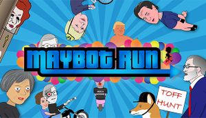 Maybot Run cover