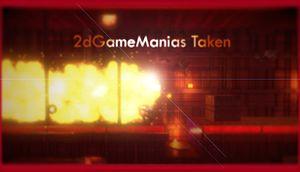 2DGameManias Taken cover