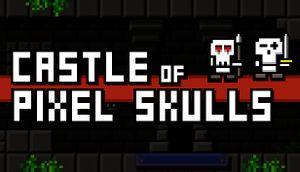 Castle Of Pixel Skulls cover
