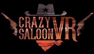 Crazy Saloon VR cover