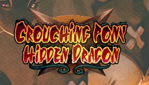Crouching Pony Hidden Dragon cover