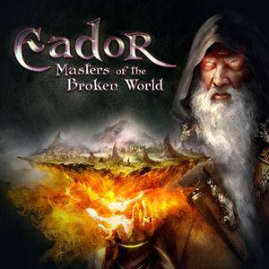 Eador: Masters of the Broken World cover