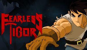 Fearless Tigor cover