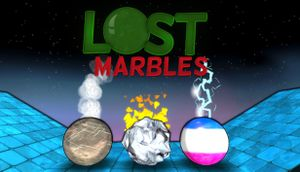 Lost Marbles cover