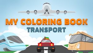 My Coloring Book: Transport cover