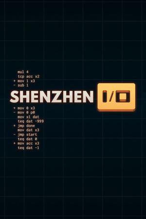 Shenzhen I/O cover
