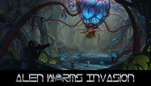 Alien Worms Invasion cover