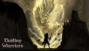 Destiny Warriors RPG cover