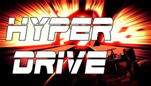HYPER DRIVE - The Insane Gravity Race cover