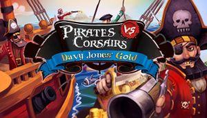 Pirates vs Corsairs: Davy Jones's Gold cover