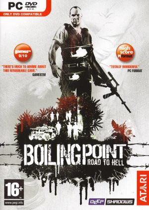 Boiling Point: Road to Hell cover
