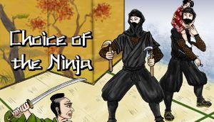 Choice of the Ninja cover