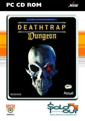 Deathtrap Dungeon cover