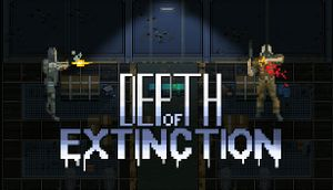Depth of Extinction cover