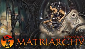 Operation: Matriarchy cover
