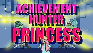 Achievement Hunter: Princess cover