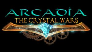 Arcadia: The Crystal Wars cover