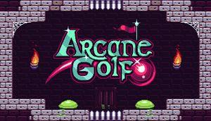 Arcane Golf cover