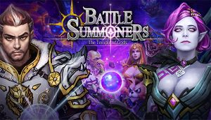 Battle Summoners cover