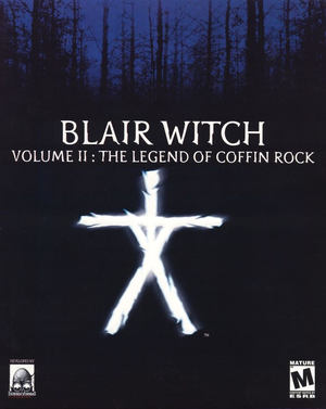 Blair Witch Volume 2: The Legend of Coffin Rock cover