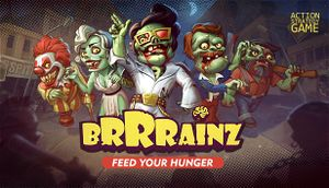 Brrrainz: Feed your Hunger cover