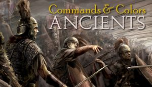 Commands & Colors: Ancients cover