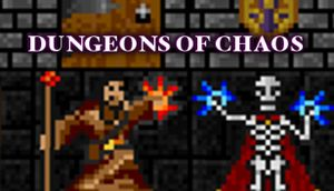 Dungeons of Chaos cover