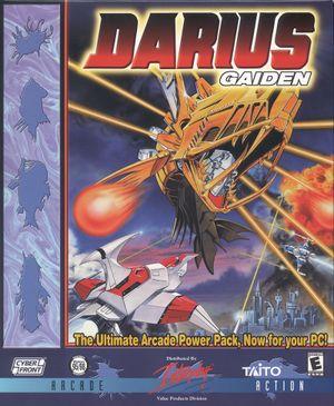 Darius Gaiden cover