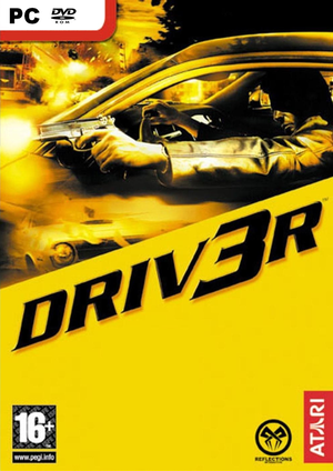 Driv3r - PCGamingWiki PCGW - bugs, fixes, crashes, mods