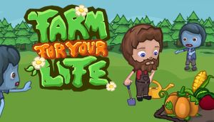 Farm for your Life cover