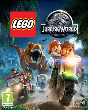 Lego Jurassic World cover