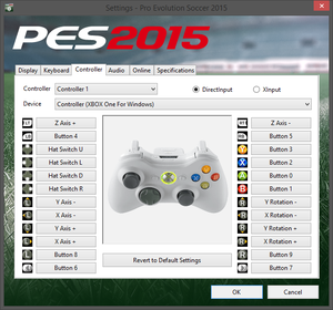 Pro Evolution Soccer 2015 - PCGamingWiki PCGW - bugs, fixes