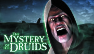 The Mystery of the Druids cover