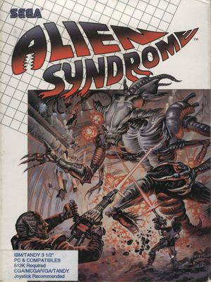 Alien Syndrome cover