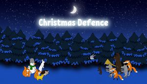 Christmas Defence cover
