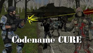 Codename CURE cover