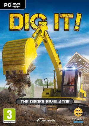 Dig It! - A Digger Simulator cover