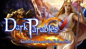 Dark Parables: Goldilocks and the Fallen Star cover